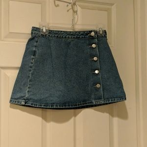 Bullhead Denim Co. Jean Mini Skirt